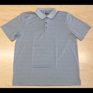Izod golf polo shirt XL